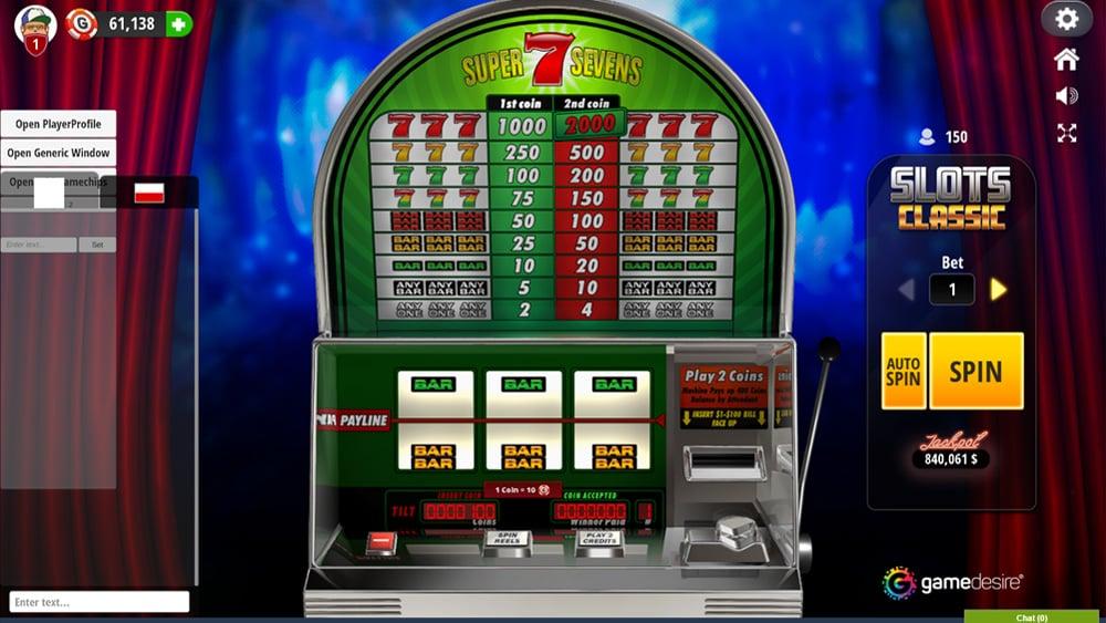 Casino - Experience Guildford Slot Machine